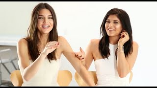 Top 12 Cutest Kendall & Kylie Jenner Sister Moments! | Hollywire