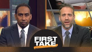 Reaction to LaVar Ball saying he would be treated differently if he were white | First Take | ESPN