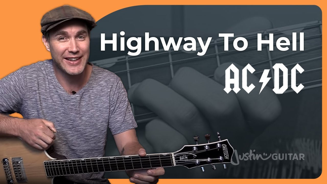 How To Play Highway To Hell