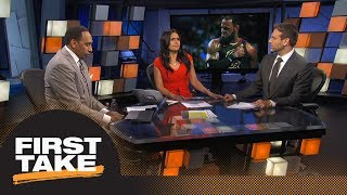 Kobe Bryant on LeBron James: 'You got to figure out a way to win' | First Take | ESPN