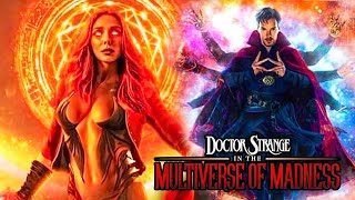 Doctor Strange 2 Official PLOT Revealed! Unspeakable Evil Villain In Multiverse of Madness