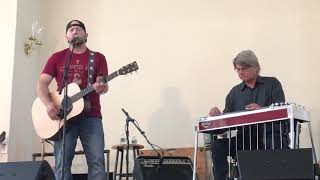 """Jon Berman with Pete Adams perform """"What's Your Point"""""""