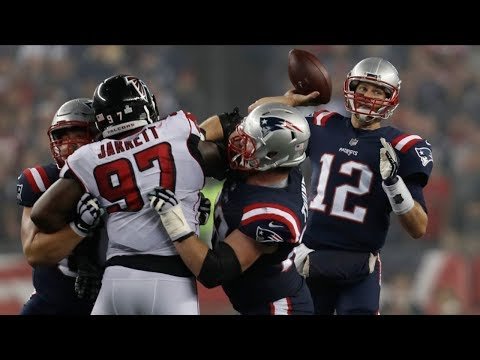 Atlanta Falcons vs New England Patriots