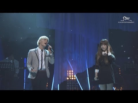 S.M. THE BALLAD Vol.2 Joint Recital '숨소리 (Breath)' by TAEYEON and JONGHYUN (KOR Ver.)