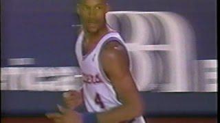 Ron Harper (36pts/8rebs/4asts) vs. Celtics (1991)
