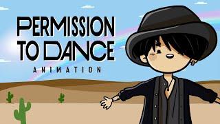 BTS Animation - Permission To Dance!