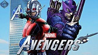 Marvel's Avengers Game - New Character Reveal at New York Comic Con?!