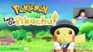 GETTING THAT SHINY ARTICUNO | POKEMON: LET'S GO PIKACHU | [SHINY HUNT #55]