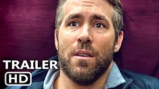 HITMAN'S WIFE'S BODYGUARD Trailer (2021) Ryan Reynolds, Samuel L. Jackson, Salma Hayek Movie