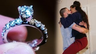 She Said YES! (Marriage Proposal Video)