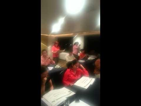Legal English in Mexico City with Dena Falken