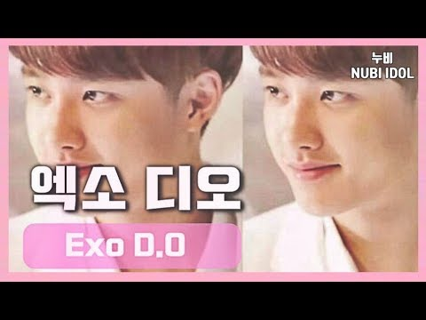 [EXO] 엑소 디오(D.O) 도경수 입덕 영상  | Exo d.o | 누비 NuBi