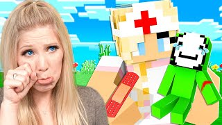 Minecraft But I'm Saving Baby YouTubers...