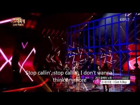 Ailee And Hyorin - Telephone (Lady GaGa) With Lyrics (LIVE) MP4