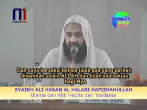 Syaikh Ali Hasan - Manhaj Dakwah Para Nabi 1/9