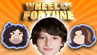 Wheel of Fortune with Special Guest Finn Wolfhard - Guest Grumps