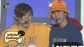 H.O.T - Candy, Legendary song for Kpop Idols [Infinite Challenge Ep 558]