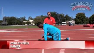35 Essential Drills for Sprinters - Ken Harnden