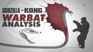 WARBAT SNAKE TITAN (Nozuki) EXPLAINED || Anatomical In-Depth Analysis || Godzilla vs Kong 2021