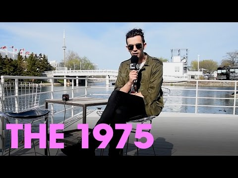 Matthew Healy of The 1975 talks SNL, Scalpers, and passionate fans, Toronto Interview