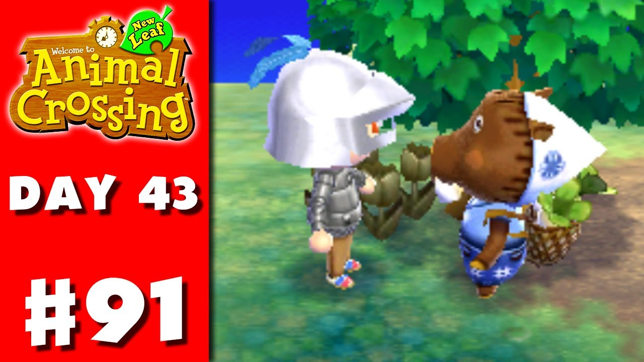 Animal Crossing: New Leaf - Part 91 - More Turnips ...