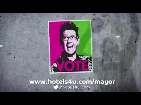 Danny Runs for Mayor of Birmingham