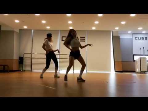 HyunA•Instagram dance