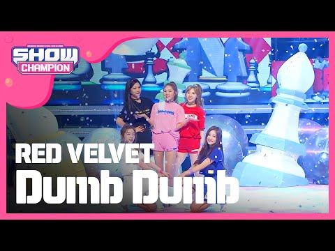 (episode-159)  Red Velvet (레드벨벳) - Dumb Dumb