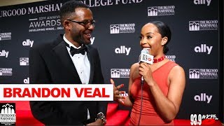 93.9 WKYS At The Thurgood Marshall College Fund Gala: Brandon Veal
