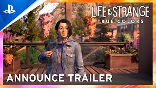 Life is strange: true colors :  bande-annonce VF
