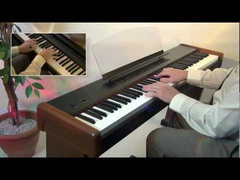 Orla Stage Player Piano - Electric piano,Jazz Gutar, Piano with Vocal featuring Pete Shaw