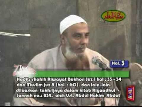 TELAH DATANG ZAMANNYA (5/9): Orang orang Jahil diangkat sebagai Tokoh Agama