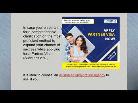 Things you need to know before Applying for Australia Partner Visa