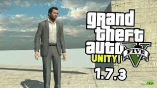 تحميل لعبة GTA V تحديث 1.7.3 للاندرويد اضافات رهيبة!!!     -