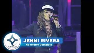 JENNI RIVERA desde Nokia Theater CONCIERTO COMPLETO [ en vivo ] | Musicales EstrellaTV