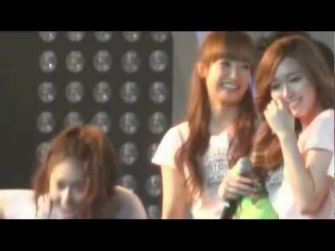 Kai&Krystal smtown LA moment