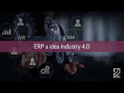 ERP a idea Industry 4.0
