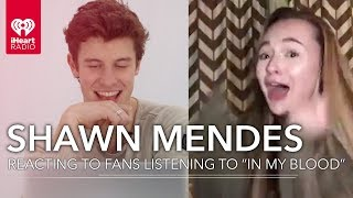 Shawn Mendes Reacts To Fans Hearing