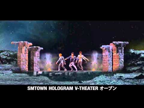 SMTOWN HOLOGRAM LIVE with UNIVERSAL STUDIOS JAPAN