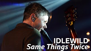 Idlewild Perform Same Things Twice Live   Quay Sessions