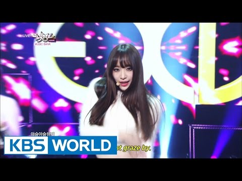 EXID - Up&Down (위아래) [Music Bank HOT Stage / 2014.12.05]
