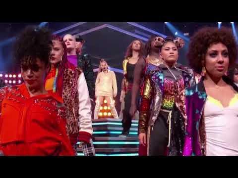Janet Jackson Billboard Icon Award 2018 Performance