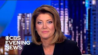"""Norah O'Donnell on the legacy of """"CBS Evening News"""""""