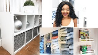 Home Decor 2019  Best Ikea Buys For Organisation.