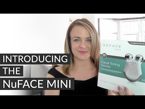 Introducing the NuFACE Mini by CURRENTBODY