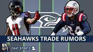 Seahawks Trade Rumors On Stephon Gilmore & Julio Jones | Latest Seattle Seahawks News & Rumors
