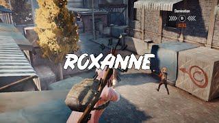 ROXANNE - PUBG MOBILE