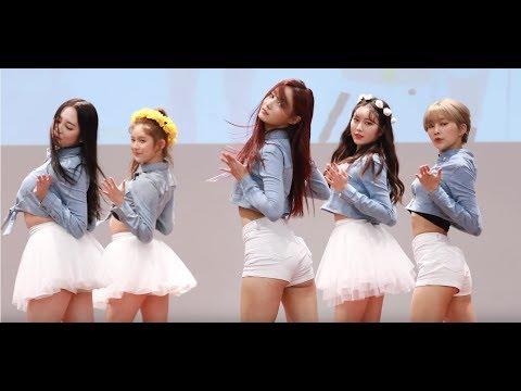 180107 영등포 팬사인회 모모랜드 (momoland) 뿜뿜 연우 (Yeonwoo) 4K 직캠 / fancam