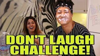 DON'T LAUGH CHALLENGE with Megan Batoon!