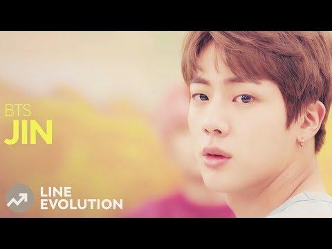 BTS - JIN (Line Evolution)